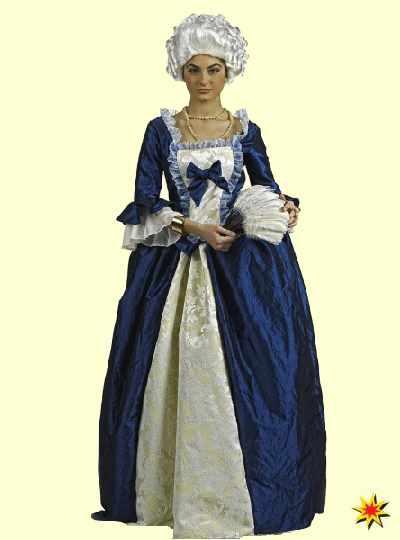 Karnevalskostüm Königin Marie Antoinette